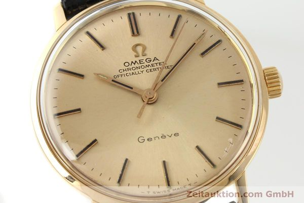 Used luxury watch Omega * 18 ct gold manual winding Kal. 602  | 150379 02