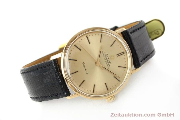 Used luxury watch Omega * 18 ct gold manual winding Kal. 602  | 150379 03