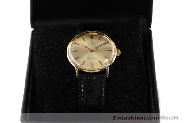 Used luxury watch Omega * 18 ct gold manual winding Kal. 602  | 150379 07