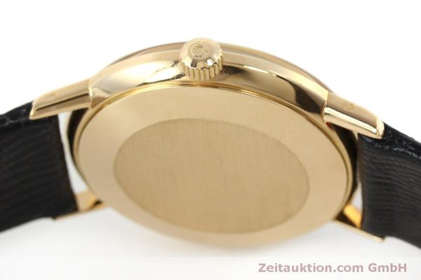 Used luxury watch Omega * 18 ct gold manual winding Kal. 602  | 150379 11
