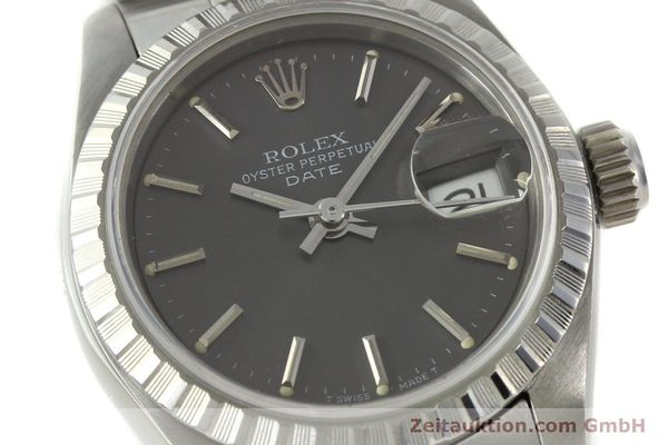 Used luxury watch Rolex Lady Date steel automatic Kal. 2135 Ref. 69240  | 150383 02