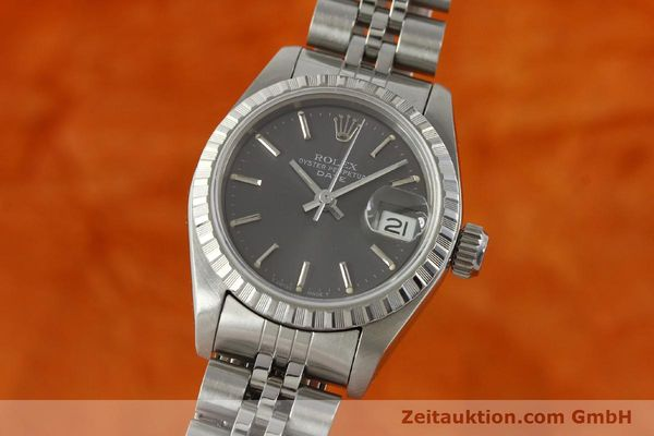 Used luxury watch Rolex Lady Date steel automatic Kal. 2135 Ref. 69240  | 150383 04