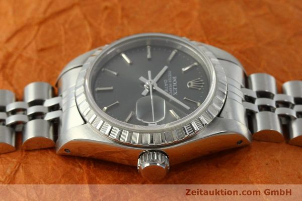Used luxury watch Rolex Lady Date steel automatic Kal. 2135 Ref. 69240  | 150383 05