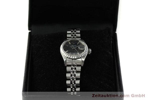 Used luxury watch Rolex Lady Date steel automatic Kal. 2135 Ref. 69240  | 150383 07