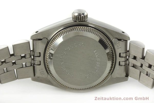 Used luxury watch Rolex Lady Date steel automatic Kal. 2135 Ref. 69240  | 150383 08