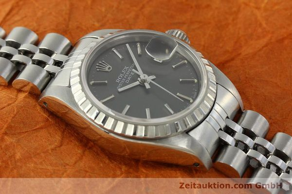 Used luxury watch Rolex Lady Date steel automatic Kal. 2135 Ref. 69240  | 150383 14