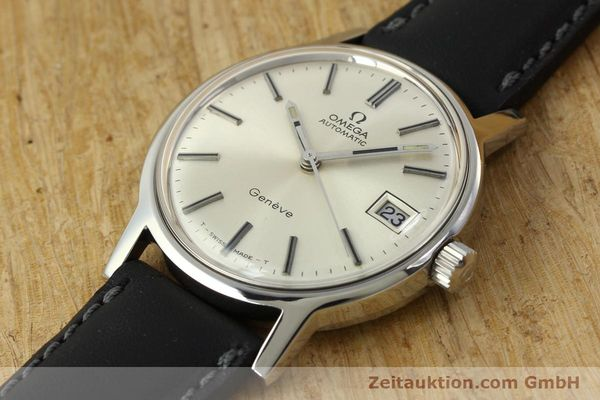Used luxury watch Omega * steel automatic Kal. 565 VINTAGE  | 150387 01