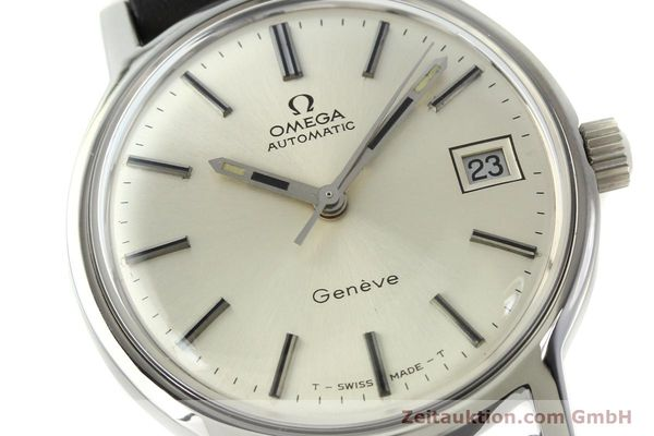 Used luxury watch Omega * steel automatic Kal. 565 VINTAGE  | 150387 02