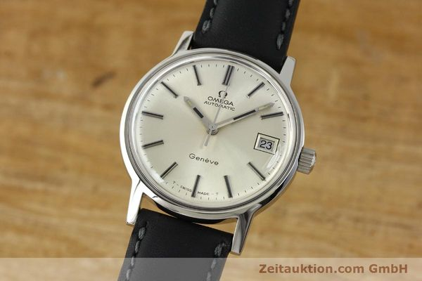 Used luxury watch Omega * steel automatic Kal. 565 VINTAGE  | 150387 04