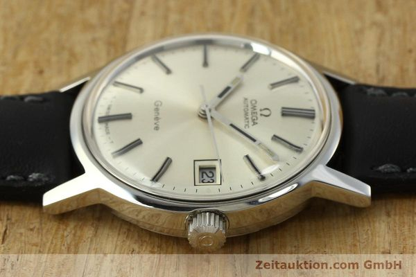 Used luxury watch Omega * steel automatic Kal. 565 VINTAGE  | 150387 05
