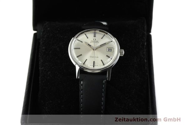 Used luxury watch Omega * steel automatic Kal. 565 VINTAGE  | 150387 07