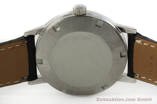 Used luxury watch Omega * steel automatic Kal. 565 VINTAGE  | 150387 08