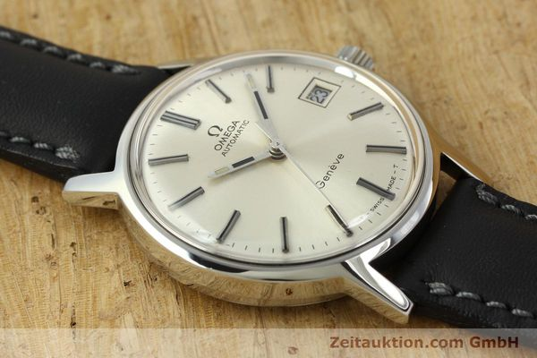 Used luxury watch Omega * steel automatic Kal. 565 VINTAGE  | 150387 14
