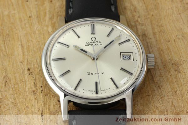 Used luxury watch Omega * steel automatic Kal. 565 VINTAGE  | 150387 15