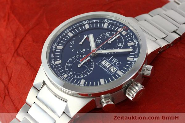 Used luxury watch IWC GST chronograph steel automatic Kal. 79230 Ref. 3715  | 150388 01