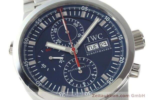 Used luxury watch IWC GST chronograph steel automatic Kal. 79230 Ref. 3715  | 150388 02
