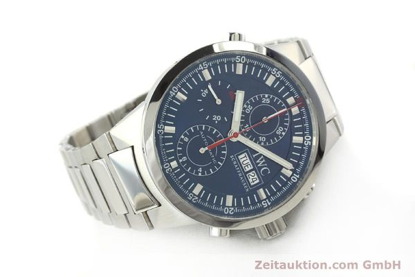Used luxury watch IWC GST chronograph steel automatic Kal. 79230 Ref. 3715  | 150388 03