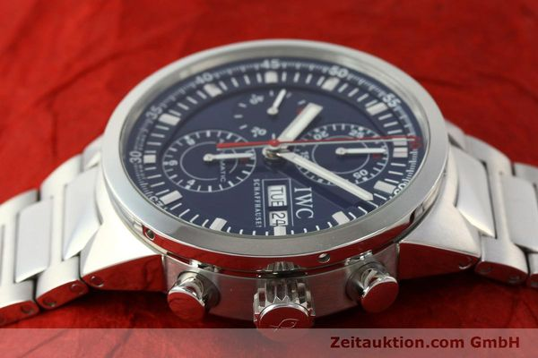 Used luxury watch IWC GST chronograph steel automatic Kal. 79230 Ref. 3715  | 150388 05