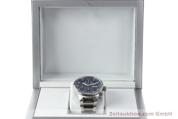 Used luxury watch IWC GST chronograph steel automatic Kal. 79230 Ref. 3715  | 150388 07