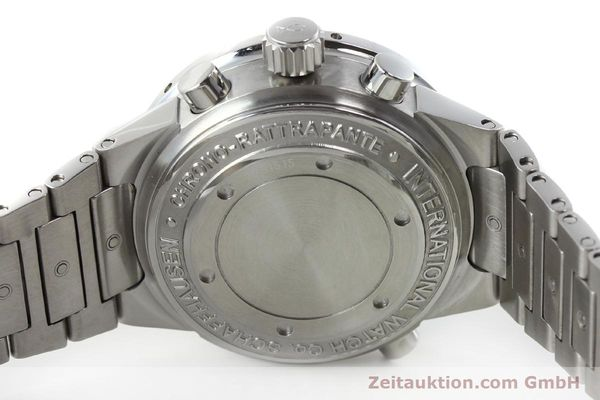 Used luxury watch IWC GST chronograph steel automatic Kal. 79230 Ref. 3715  | 150388 08