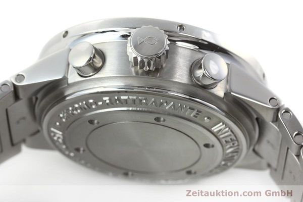 Used luxury watch IWC GST chronograph steel automatic Kal. 79230 Ref. 3715  | 150388 11
