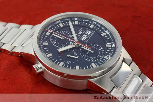 Used luxury watch IWC GST chronograph steel automatic Kal. 79230 Ref. 3715  | 150388 16