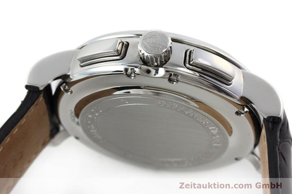 Used luxury watch IWC Portofino chronograph steel automatic Kal. 79320 Ref. 3783  | 150390 11