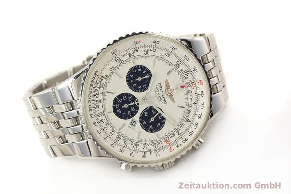 Used luxury watch Breitling Navitimer chronograph steel automatic Kal. B35 ETA 2892A2 Ref. A35340  | 150391 03