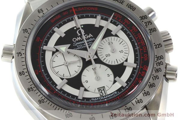 Used luxury watch Omega Speedmaster chronograph steel automatic Kal. 3612 A Ref. 35825100  | 150394 02