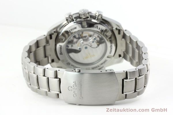 Used luxury watch Omega Speedmaster chronograph steel automatic Kal. 3612 A Ref. 35825100  | 150394 14