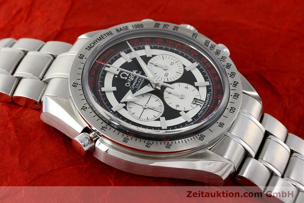 Used luxury watch Omega Speedmaster chronograph steel automatic Kal. 3612 A Ref. 35825100  | 150394 18