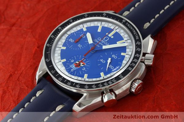 Used luxury watch Omega Speedmaster chronograph steel automatic Kal. 1143 ETA 2890A2 LIMITED EDITION | 150397 01