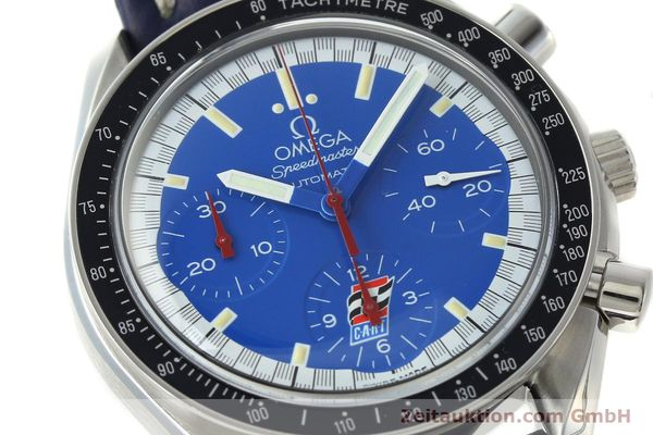 Used luxury watch Omega Speedmaster chronograph steel automatic Kal. 1143 ETA 2890A2 LIMITED EDITION | 150397 02