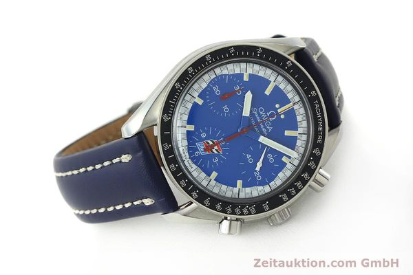 Used luxury watch Omega Speedmaster chronograph steel automatic Kal. 1143 ETA 2890A2 LIMITED EDITION | 150397 03