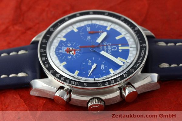 Used luxury watch Omega Speedmaster chronograph steel automatic Kal. 1143 ETA 2890A2 LIMITED EDITION | 150397 05