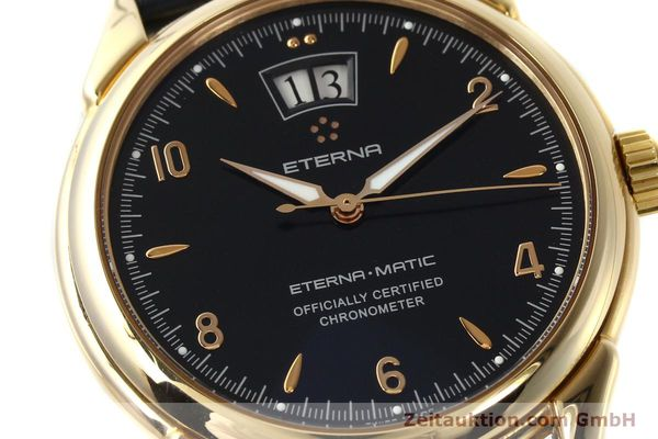 Used luxury watch Eterna 1948 18 ct gold automatic Kal. ETA 2892 A2 Ref. 608.8425.69  | 150421 02