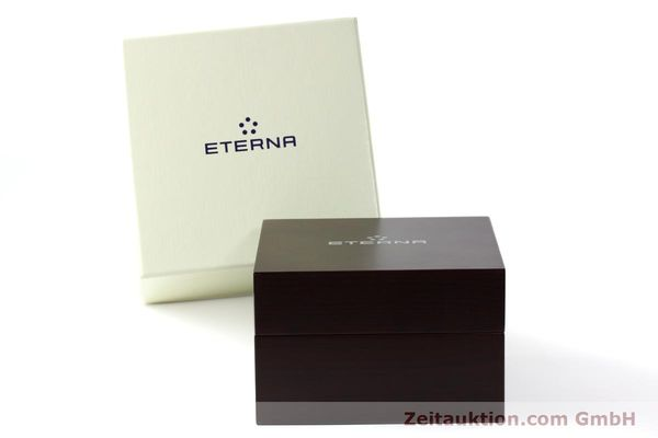 Used luxury watch Eterna 1948 18 ct gold automatic Kal. ETA 2892 A2 Ref. 608.8425.69  | 150421 06