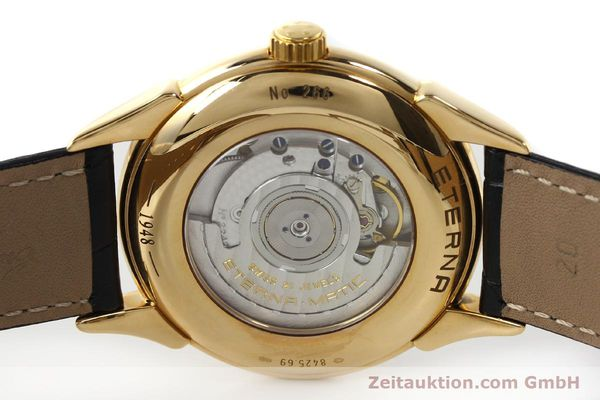 Used luxury watch Eterna 1948 18 ct gold automatic Kal. ETA 2892 A2 Ref. 608.8425.69  | 150421 08