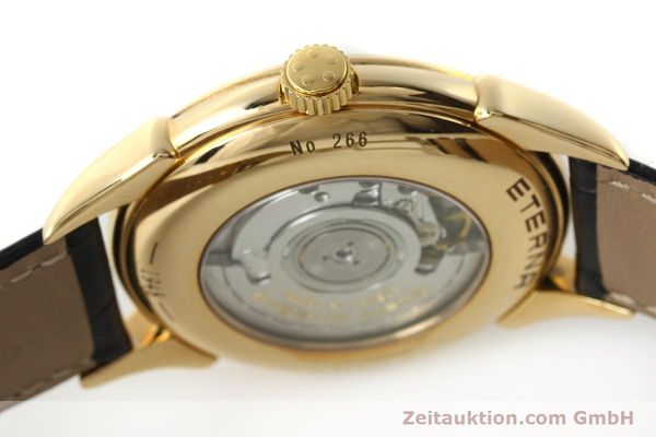 Used luxury watch Eterna 1948 18 ct gold automatic Kal. ETA 2892 A2 Ref. 608.8425.69  | 150421 11