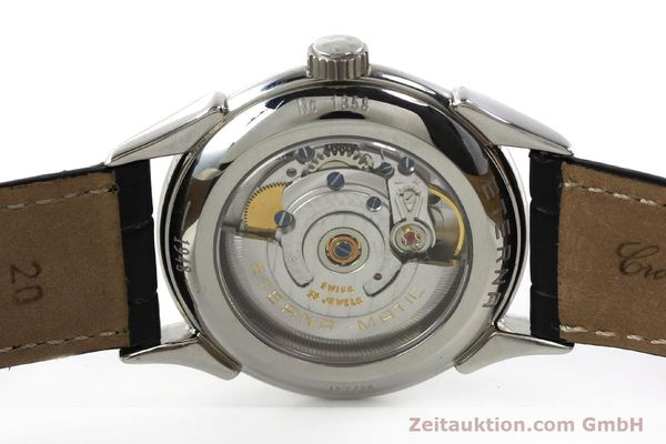 Used luxury watch Eterna 1948 steel automatic Kal. ETA 2824-2 Ref. 633.8423.41  | 150423 08