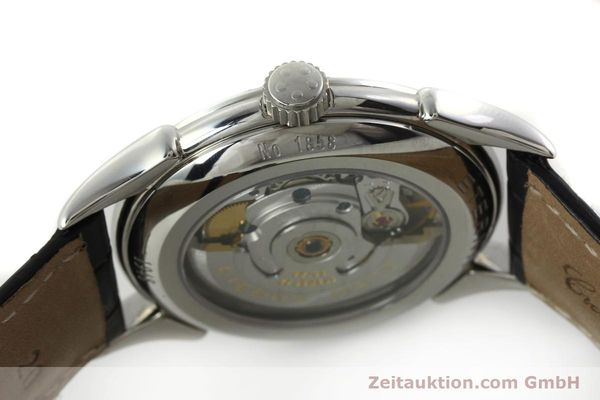 Used luxury watch Eterna 1948 steel automatic Kal. ETA 2824-2 Ref. 633.8423.41  | 150423 11