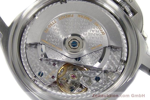 montre de luxe d occasion Panerai Luminor GMT acier automatique Kal. A05571 Ref. OP6594  | 150431 10