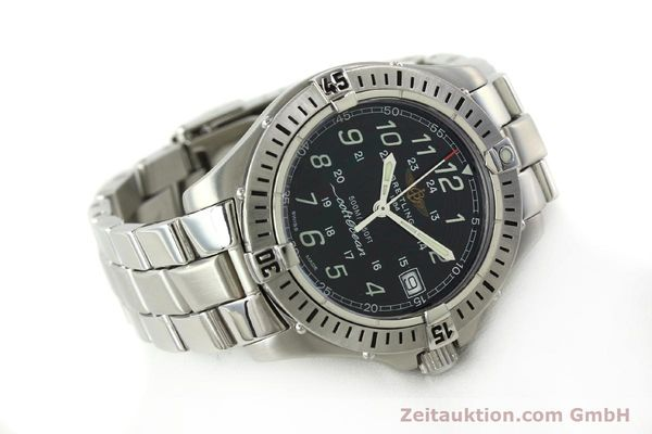 Used luxury watch Breitling Colt Oceane steel quartz Kal. B64 Ref. A64350  | 150434 03