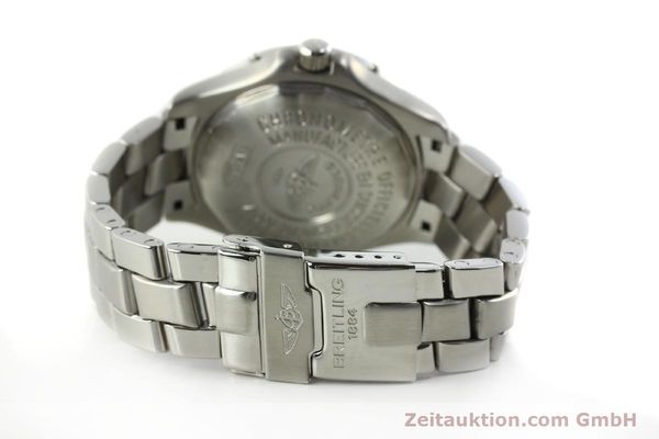 Used luxury watch Breitling Colt Oceane steel quartz Kal. B64 Ref. A64350  | 150434 10
