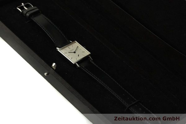 Used luxury watch Nomos Tetra steel manual winding Kal. ETA 7001  | 150439 07