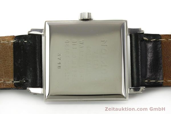 Used luxury watch Nomos Tetra steel manual winding Kal. ETA 7001  | 150439 09