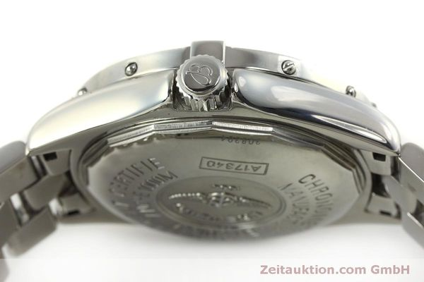 Used luxury watch Breitling Superocean steel automatic Kal. B17 ETA 2824-2 Ref. A17340  | 150449 11