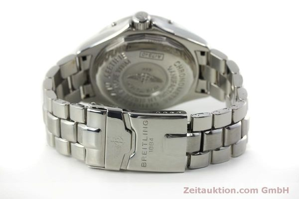 Used luxury watch Breitling Superocean steel automatic Kal. B17 ETA 2824-2 Ref. A17340  | 150449 12