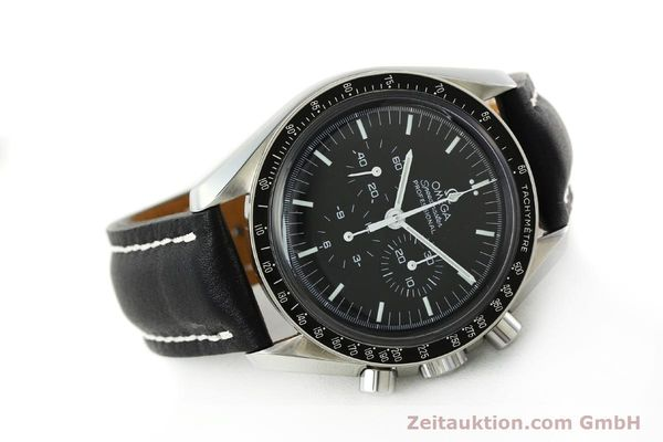 Used luxury watch Omega Speedmaster chronograph steel manual winding Kal. 1861  | 150453 03