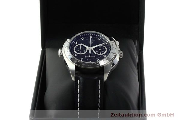 Used luxury watch Tag Heuer SLR chronograph steel automatic Kal. 17 ETA 2894-2 Ref. CAG2110 LIMITED EDITION | 150460 07